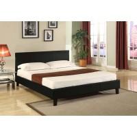 """Model SS-8001 Basic bed  60"""" (Black)"""