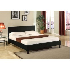 "SS-8001 Basic bed 60"" (black)"