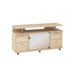 """TV Stand MONTANA 47""""L with 4 storage drawers (sonoma)"""