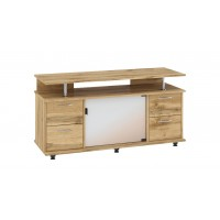 "TV Stand MONTANA 47""L with 4 storage drawers (Tahoe)"