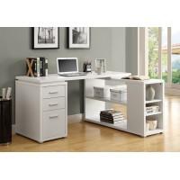 I-7023 Computer Desk (white)