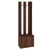 Hall furniture SMART (dark brown)
